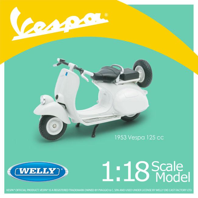 1953 Vespa 125 cc