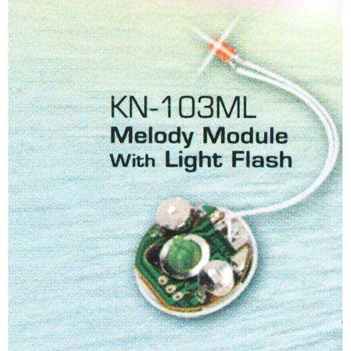 Melody Module with Light Flash