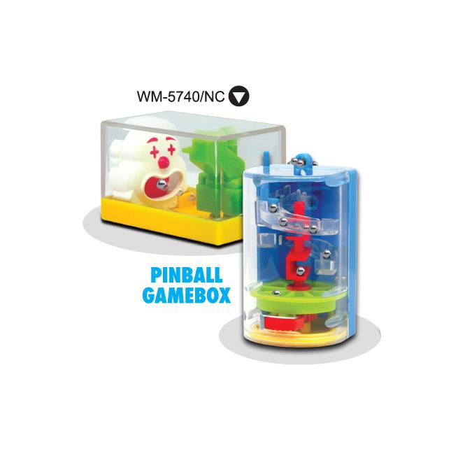 Pinball Gamebox