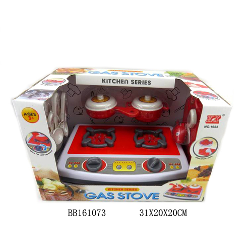 Kitchen game - Gas Stove