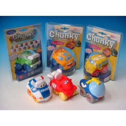 Chunky - The Wheelie Buddies