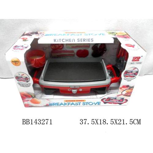 Kitchen game - Breakfast Stove