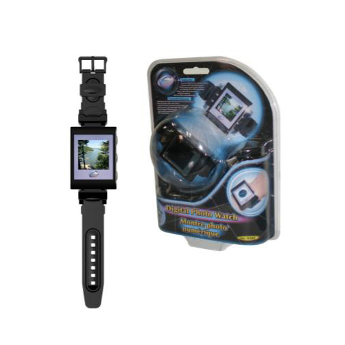 Digital Photo Watch