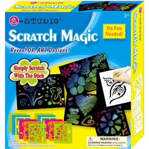 Scratch Magic
