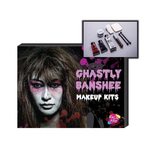 Makeup Kit - Ghastly Banshee