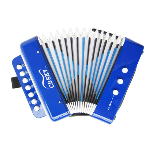 Accordion (Blue)
