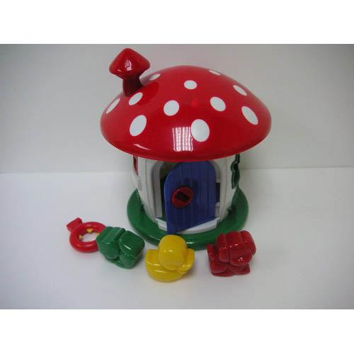 Puzzle Mushroom