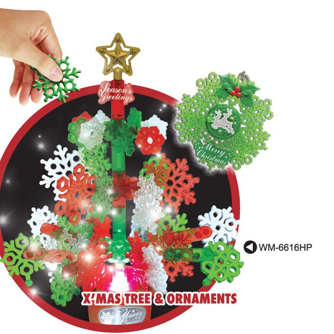 X'mas Tree & Ornaments