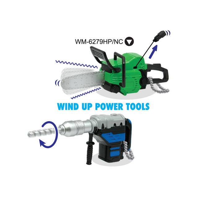 Wind Up Power Tools