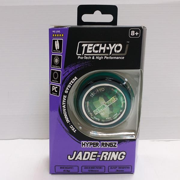 Hyper Ringz Jade-Ring Yo Yo