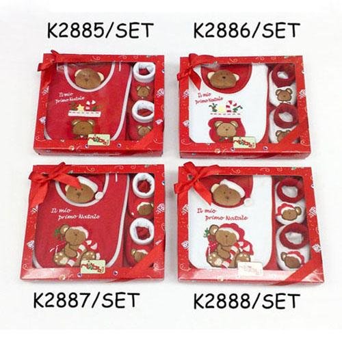Baby gift set – Christmas