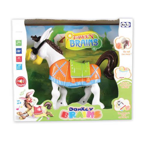 Donkey Brains