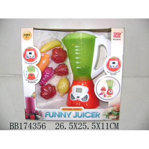Kitchen game - Funny Juicer