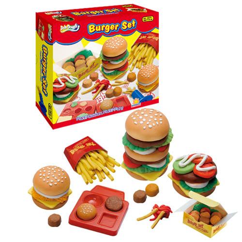 Doh-Dough (Burger Set)