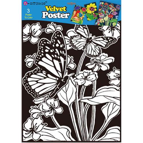 Velvet Poster