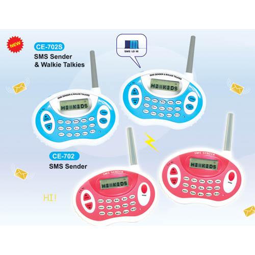 SMS Walkie Talkies Series