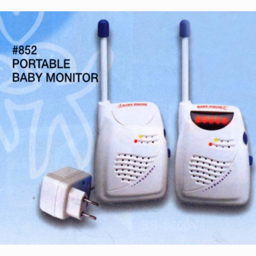 Portable Baby Monitor