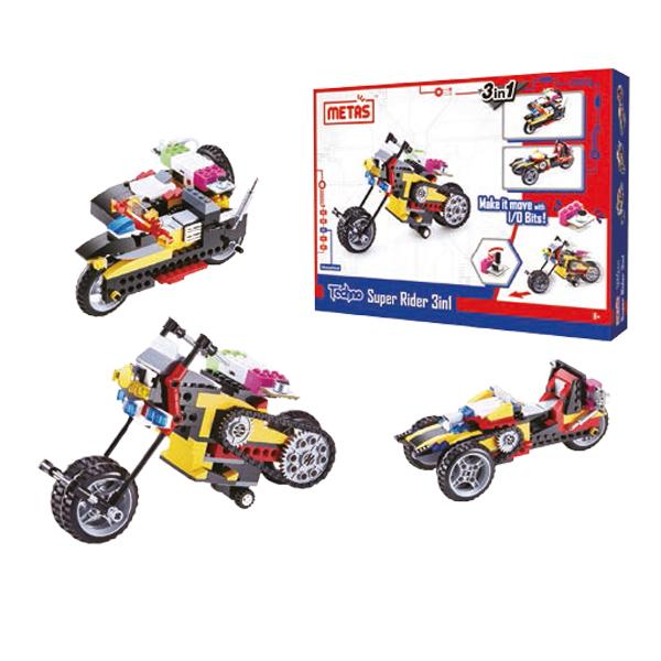 Super Rider 3 in 1