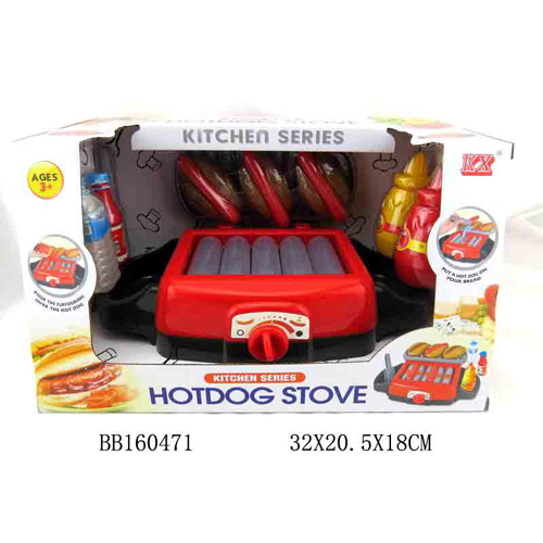 Kitchen game - Hotdog Stove