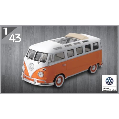 1962 Volkswagen Microbus 1:43