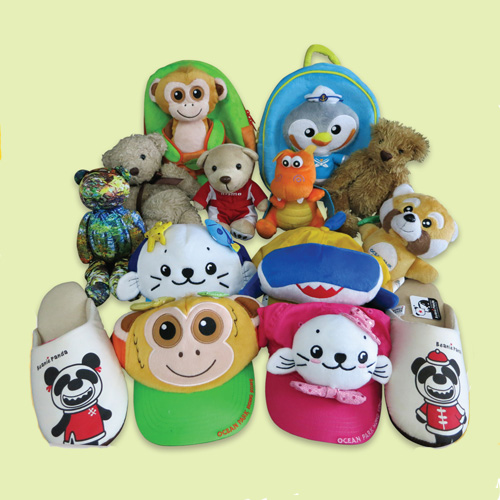 Plush & Stuffed Toys