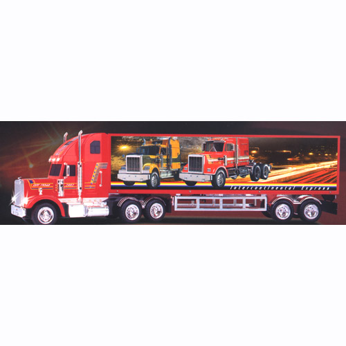 Full Function R/C Road Master with Light & Sound