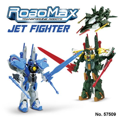 Robomax Jet Fighter