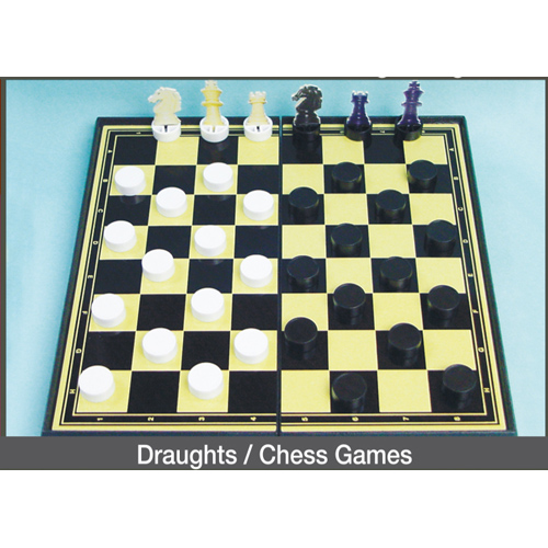 Draughts / Chess Games