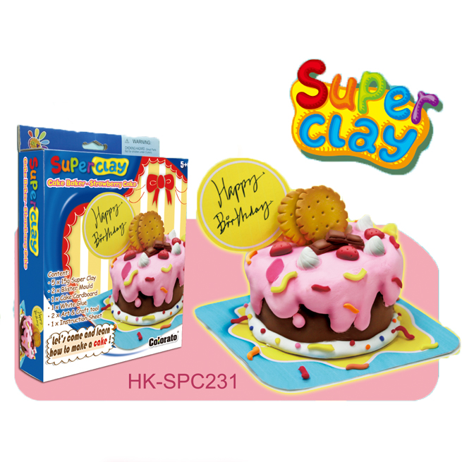 Super Clay Cake Baker