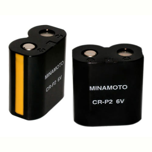 Lithium Photo Batteries