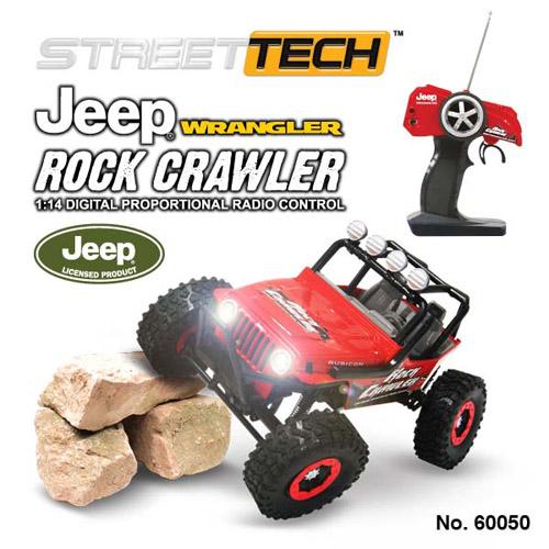 1: 14 Scale R/C Rock Crawler