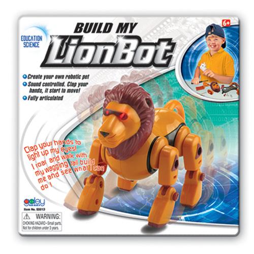 Build My Own Lionbot