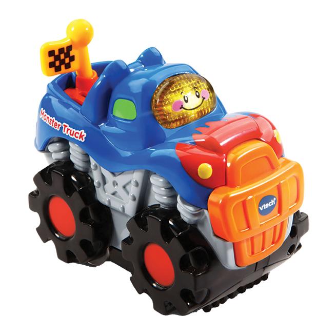 Go! Go! Smart Wheels® Monster Truck