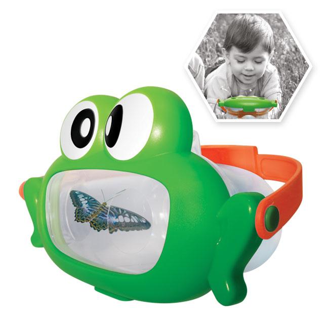 Frog Bugnocular