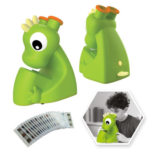 Dinosaur Stereo Microscope