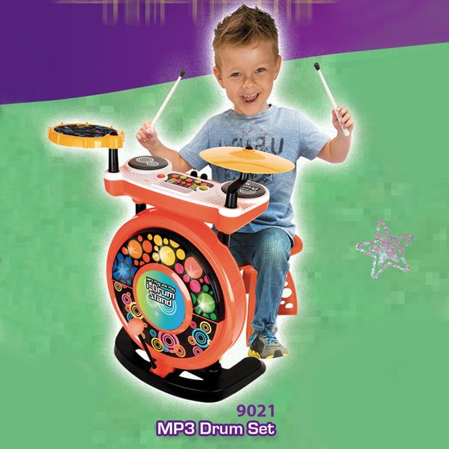 MP3 Drum Set