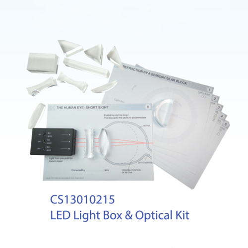 LED Light Box & Optical Kit