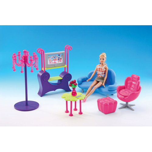 LIVING ROOM PLAY SET