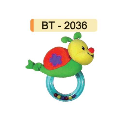Snail Ring Rattle
