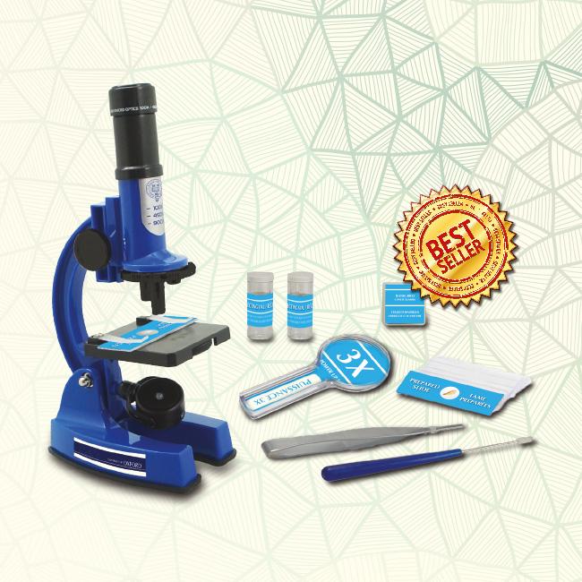 Oxford University Microscope Set