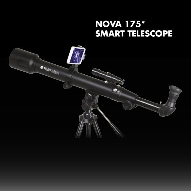 NOVA 175* SMART TELECOPE