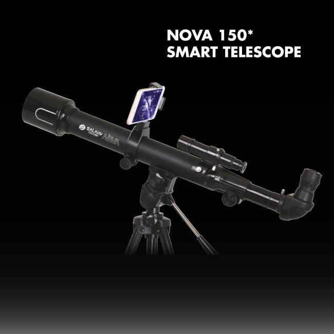 NOVA 150* SMART TELESCOPE