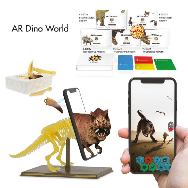 AR Dino World