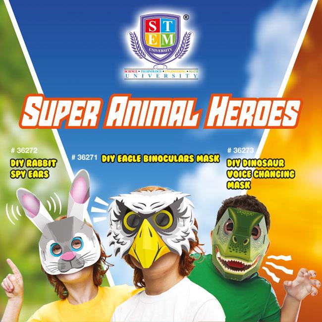 Super Animal Heroes