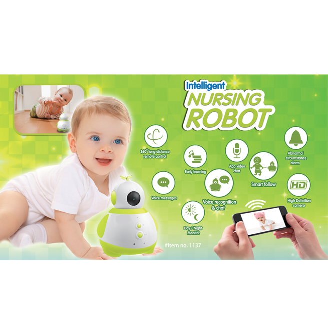 Intelligent Nursing Robot