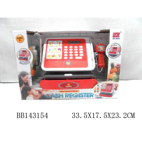 Multi-functional - Cash Register