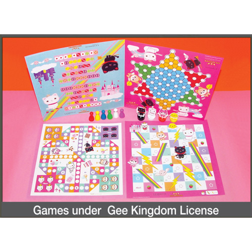 Games under Gee Kingdom License