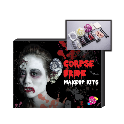 Makeup Kit - Corpse Bride