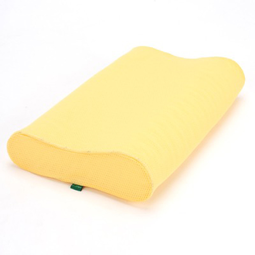 Adult Dual Pillow (Cream Yellow)