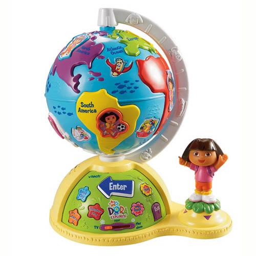 Dora TV Globe Trotter